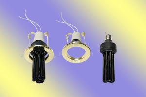 Цокольные BLB-лампы